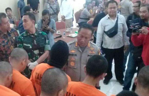 Ada 2.054 Kasus di Depok, Kriminal Jalanan Paling Rawan