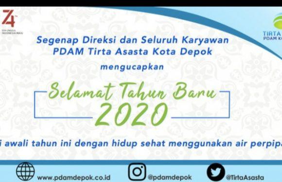 Selamat Tahun Baru 2020, KawanAsasta! Mari kita awali tahun yang baru ini dengan semangat dan optimisme untuk terus menjadi lebih baik.